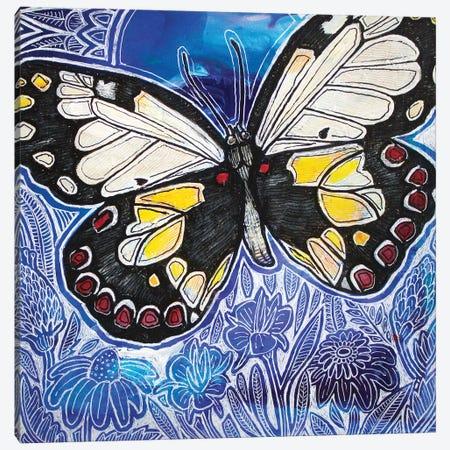 Spotted Jezebel Canvas Print #LSH207} by Lynnette Shelley Canvas Wall Art
