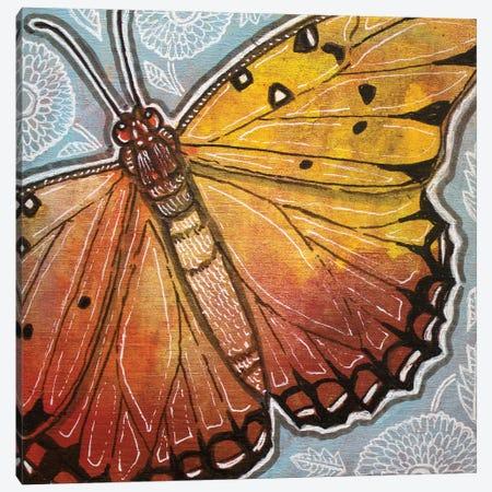 Little Moth Canvas Print #LSH283} by Lynnette Shelley Art Print
