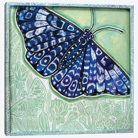 Summer Blues Canvas Print #LSH286} by Lynnette Shelley Canvas Artwork