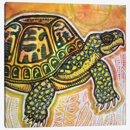 Slow Poke Canvas Print #LSH293} by Lynnette Shelley Canvas Wall Art