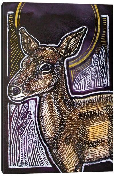 Oh! Deer Canvas Art Print