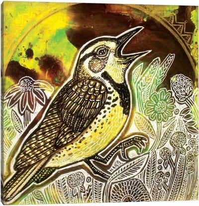Sing, Sing, Sing! Canvas Art Print