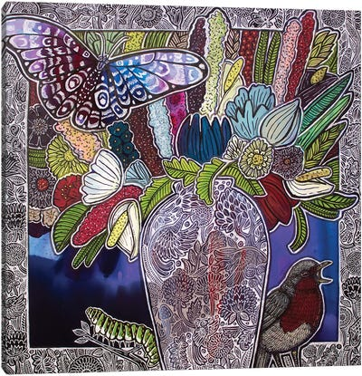 Blossom Forth Canvas Art Print
