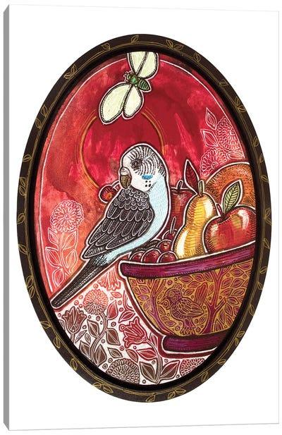 Cherry Pick Canvas Art Print