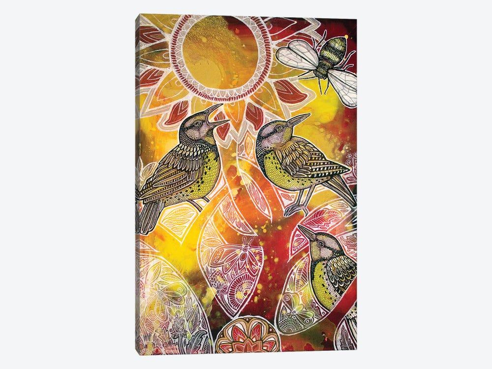 Meadowlark Summer by Lynnette Shelley 1-piece Canvas Art Print