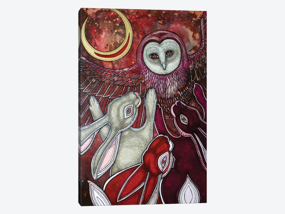 Moondancers by Lynnette Shelley 1-piece Canvas Art Print