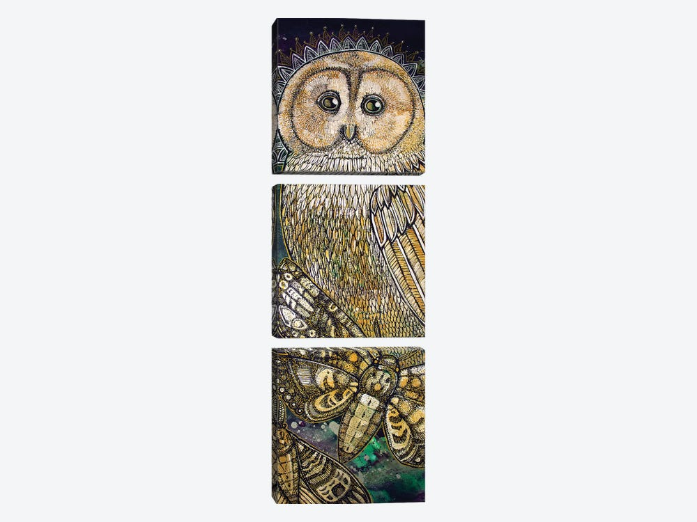 Nightdreams by Lynnette Shelley 3-piece Art Print