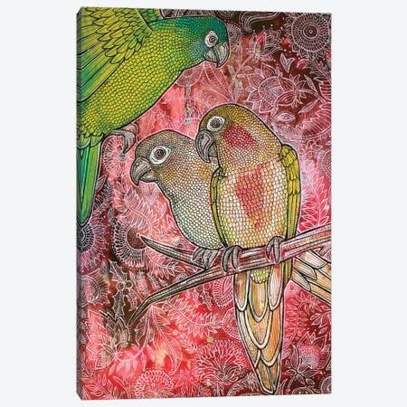 Paradiso Canvas Print #LSH69} by Lynnette Shelley Art Print