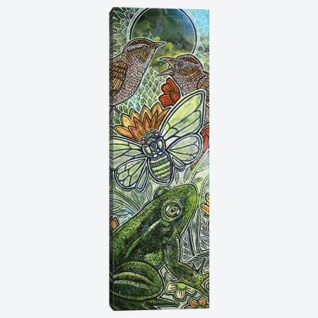 Summertide Canvas Print #LSH90} by Lynnette Shelley Canvas Art