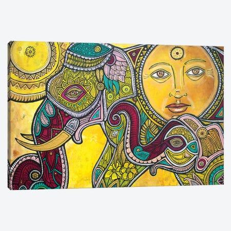 Sunny Days Ahead Canvas Print #LSH95} by Lynnette Shelley Canvas Print