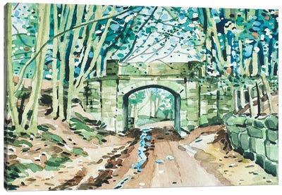 Country Lane - Bickerton Canvas Art Print