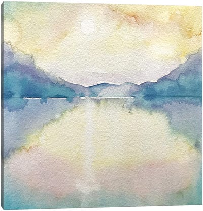 Isle Of Arran - Early Morning Canvas Art Print