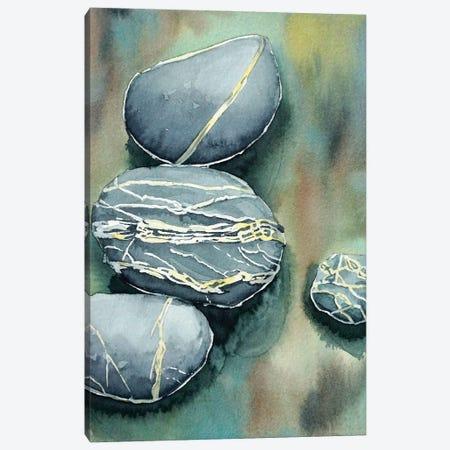 Pebbles Canvas Print #LSM133} by Luisa Millicent Canvas Art Print