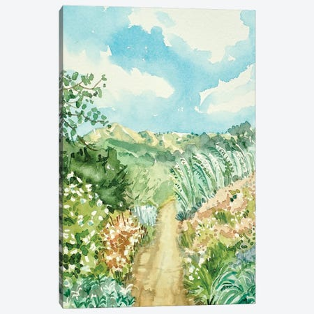 Secluded Path Canvas Print #LSM177} by Luisa Millicent Canvas Art