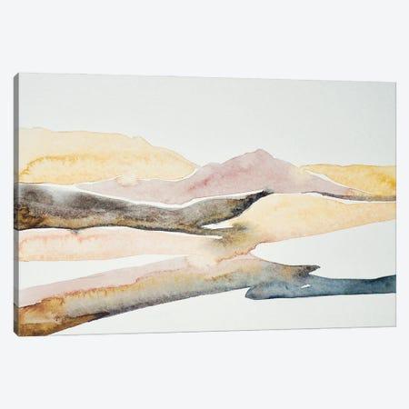 Abstract Desert Canvas Print #LSM25} by Luisa Millicent Canvas Art Print