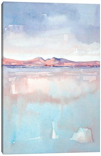 Isle Of Arran - Sunset Canvas Art Print