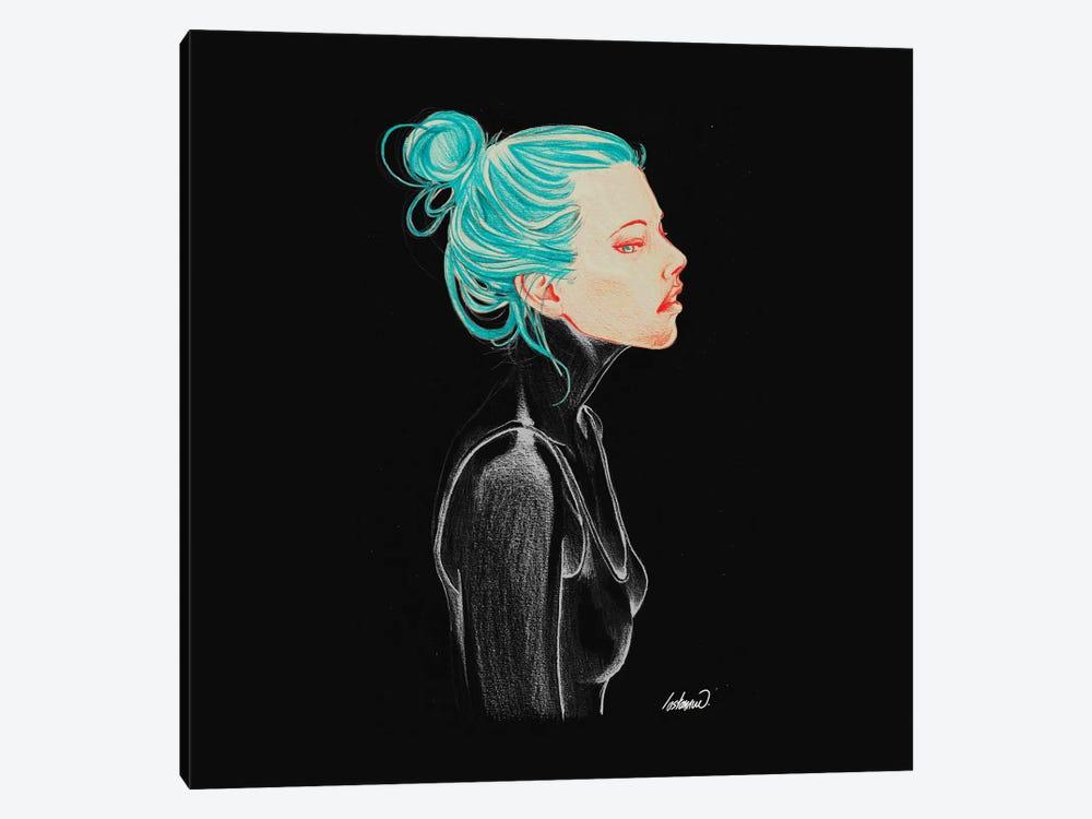 Dark Feelings by Lostanaw 1-piece Art Print