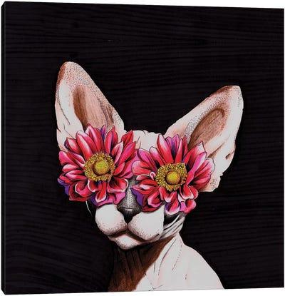 Egyptian Cat Canvas Art Print