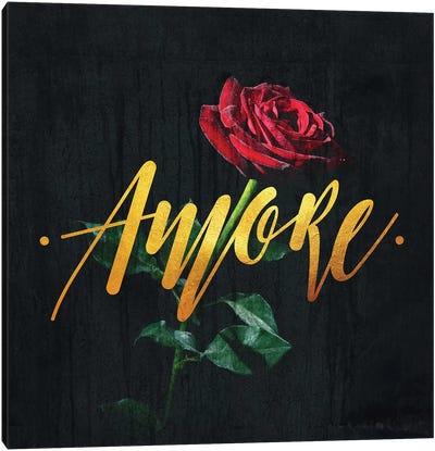 Amore Canvas Art Print