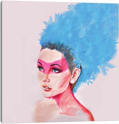 Princess Of See Canvas Art Print