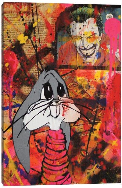 Oh Bugs!! Canvas Art Print