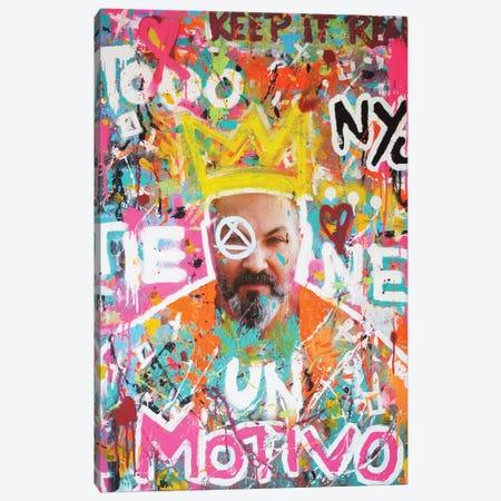 Todo Tiene Un Motivo  Canvas Print #LSO16} by Sr. LaSso Canvas Artwork