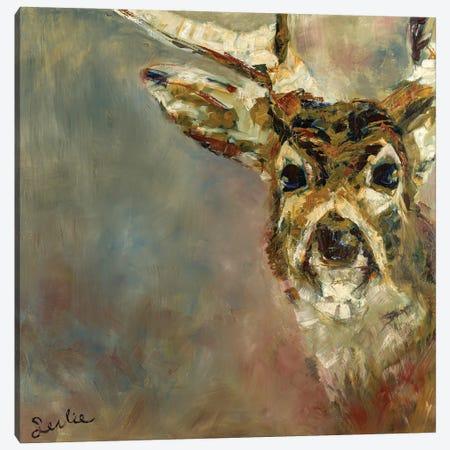 Hert 3-Piece Canvas #LSR10} by Liesbeth Serlie Canvas Art