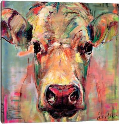 Sweet Lady Jane Canvas Art Print