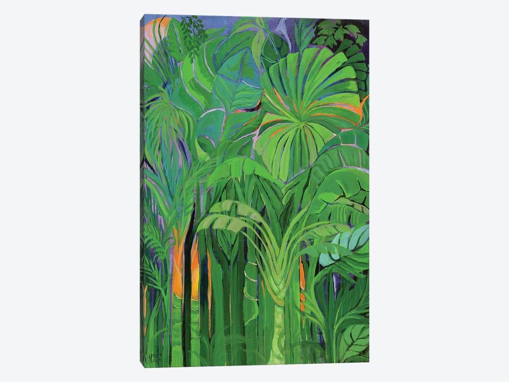 Rain Forest I, Malaysia, 1990 by Laila Shawa 1-piece Art Print