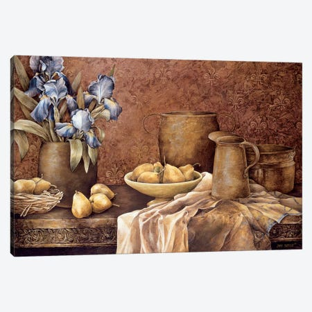 Country Spirit Canvas Print #LTH10} by Linda Thompson Canvas Art Print