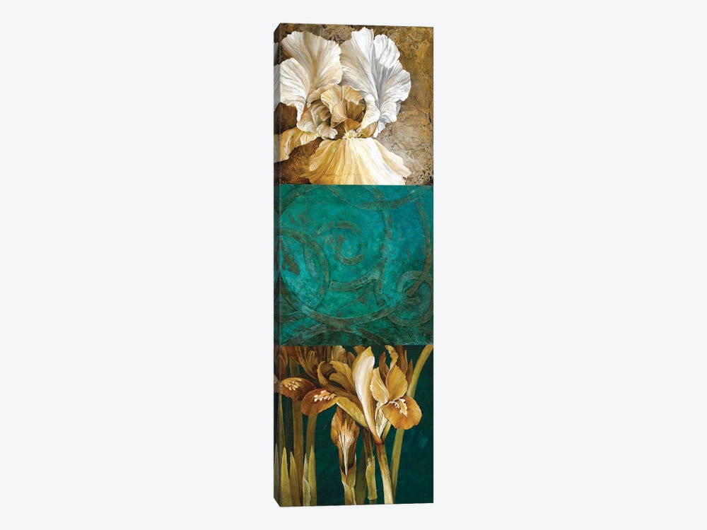 From My Garden II by Linda Thompson 1-piece Canvas Art