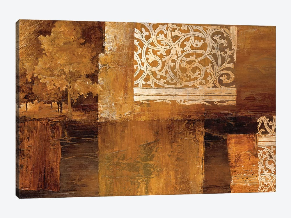 Nature's Boundaries I by Linda Thompson 1-piece Canvas Art