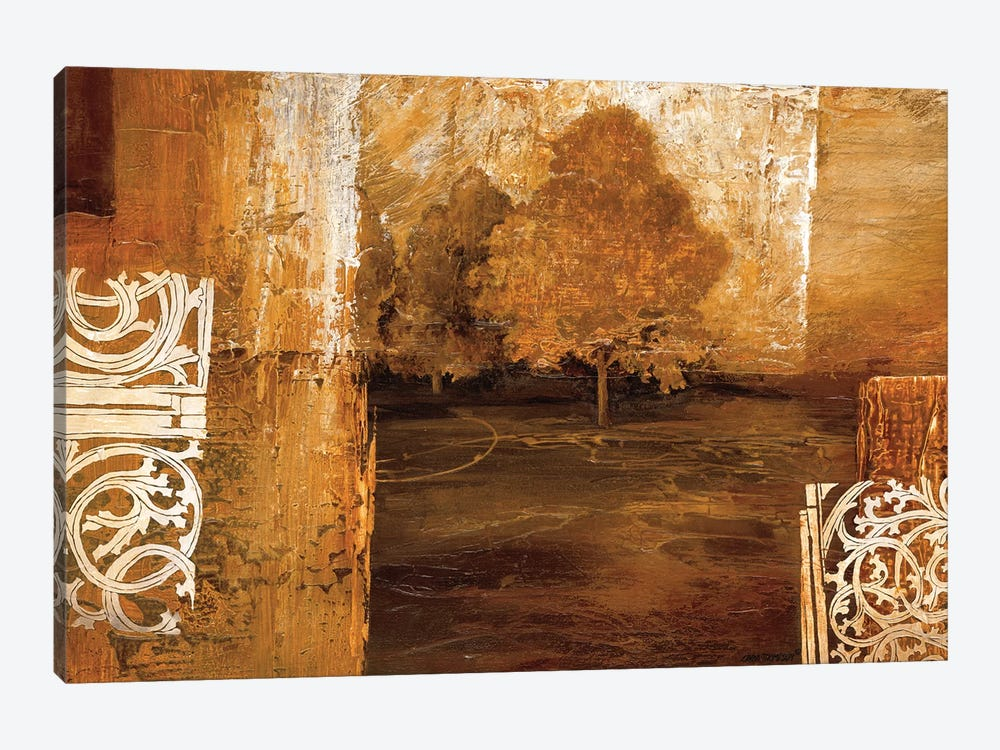Nature's Boundaries II by Linda Thompson 1-piece Canvas Art Print