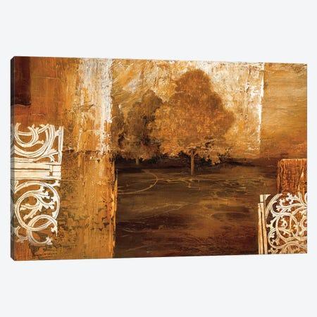 Nature's Boundaries II Canvas Print #LTH28} by Linda Thompson Canvas Artwork