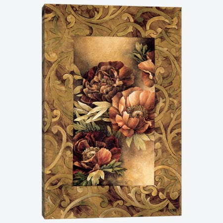 Poppies II Canvas Print #LTH30} by Linda Thompson Canvas Print