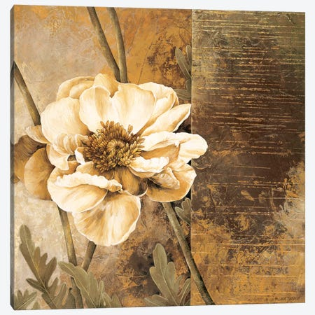Rustic Garden I Canvas Print #LTH32} by Linda Thompson Art Print