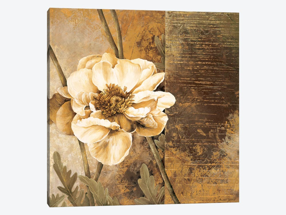 Rustic Garden I by Linda Thompson 1-piece Canvas Art