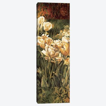 Summer Garden I Canvas Print #LTH40} by Linda Thompson Canvas Art