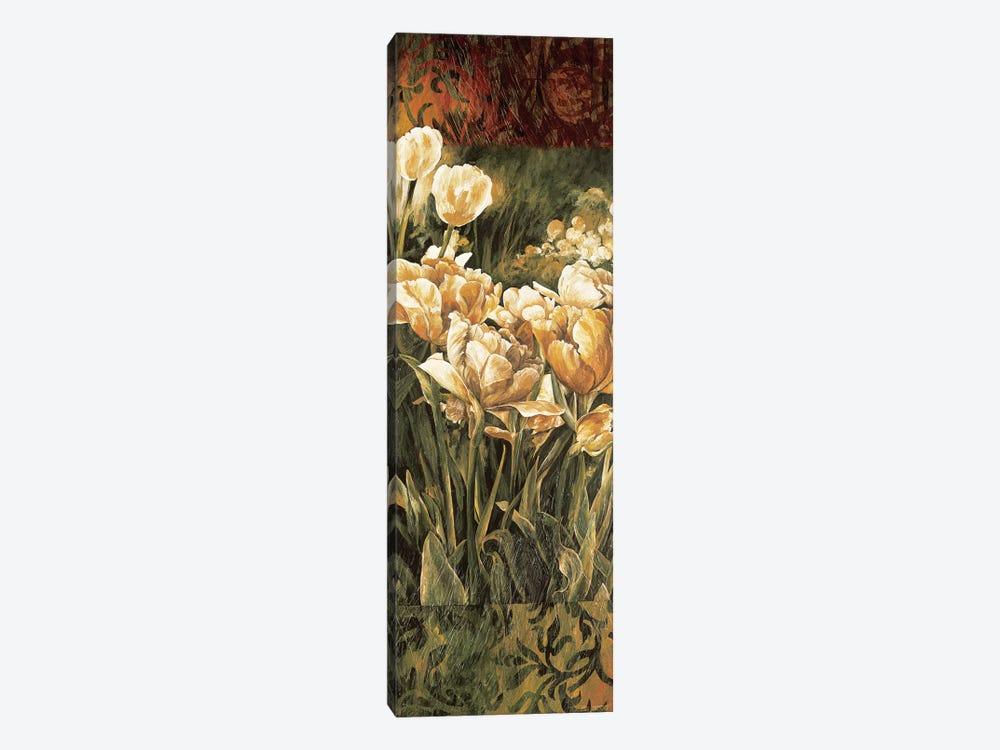 Summer Garden I by Linda Thompson 1-piece Canvas Print