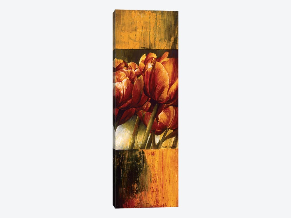 Floral Radiance I by Linda Thompson 1-piece Canvas Art