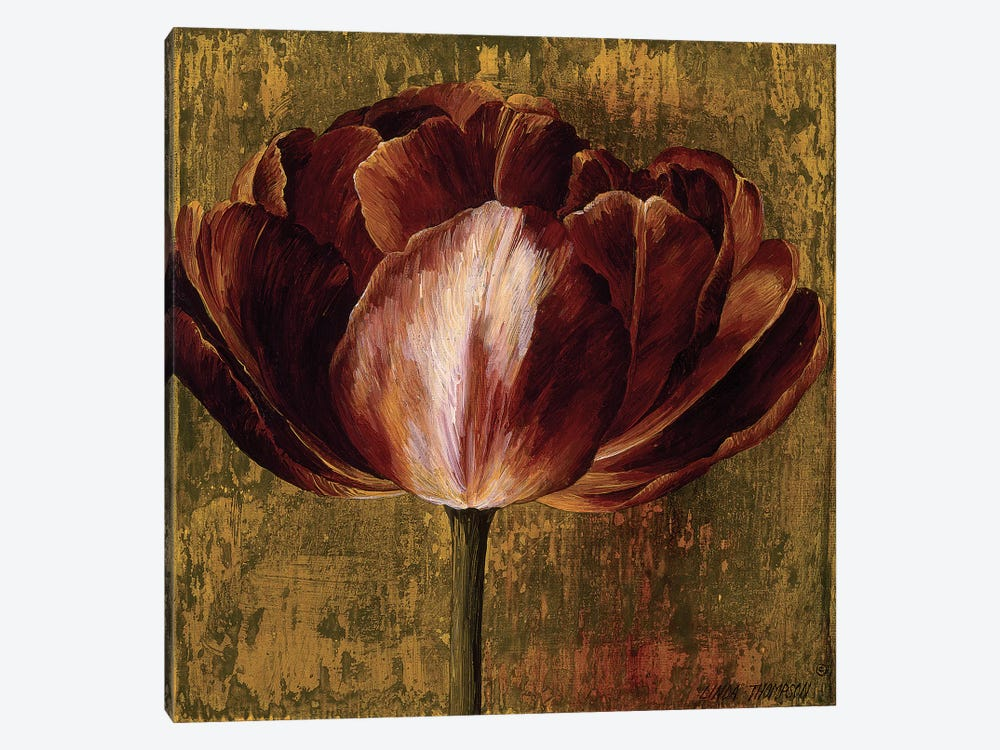 Full Of Life I by Linda Thompson 1-piece Canvas Artwork
