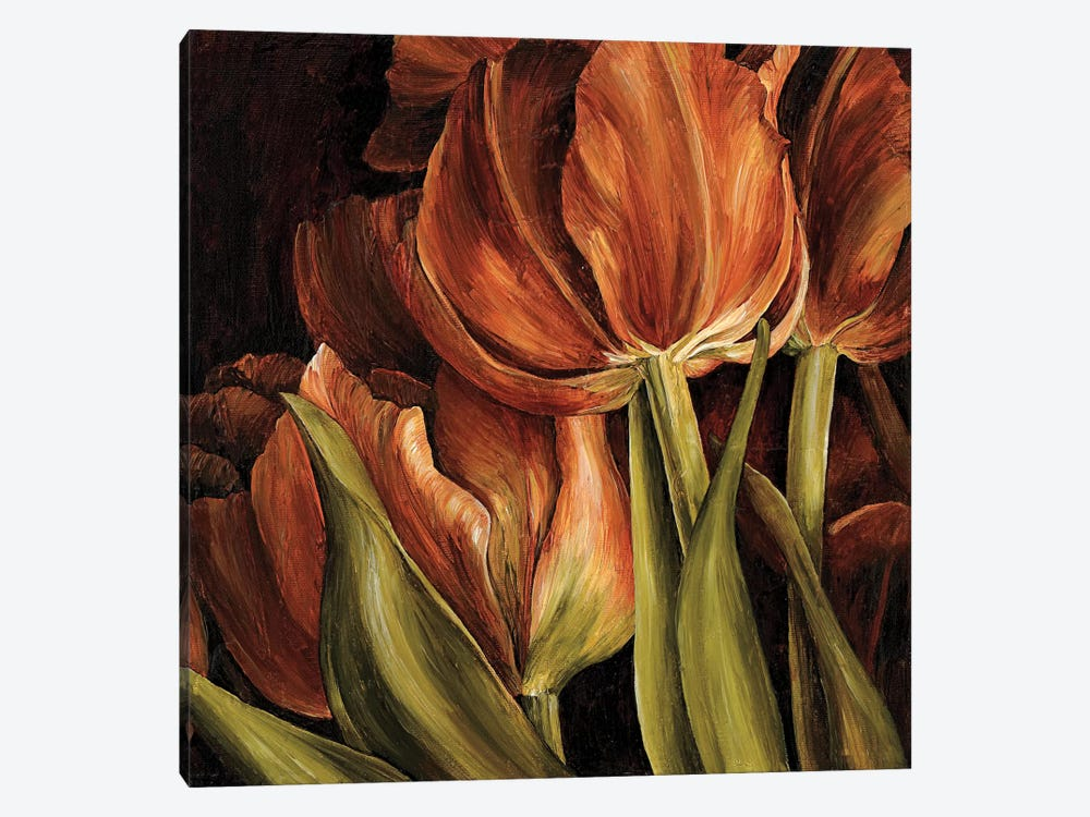 Color Harmony I 1-piece Canvas Wall Art