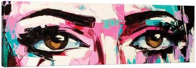 Pop Color Eyes III Canvas Art Print