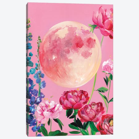 Honeymoon Canvas Print #LTR15} by Christine Lindstrom Canvas Art
