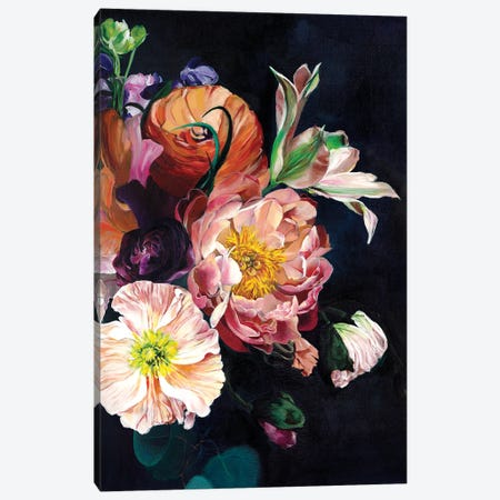 Resplendence Canvas Print #LTR23} by Christine Lindstrom Canvas Wall Art