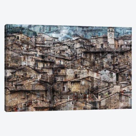 Scanno Canvas Print #LTT10} by Massimo Della Latta Art Print