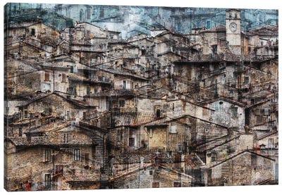 Scanno Canvas Art Print