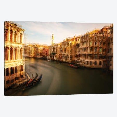 Venezia # 4 Canvas Print #LTT12} by Massimo Della Latta Art Print