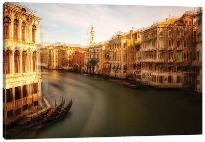 Venezia # 4 Canvas Art Print