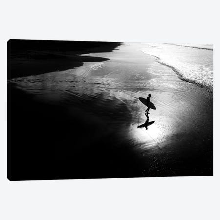 Surf 11 Canvas Print #LTT5} by Massimo Della Latta Art Print